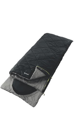 Outwell Contour Sleeping Bag Black